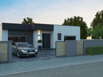 Na predaj 4-izbový rodinný dom typu bungalov