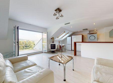 Jedinečný 4 izbový byt, 138 m2, 2x terasa, parking, Piešťany- Waltariho ul.
