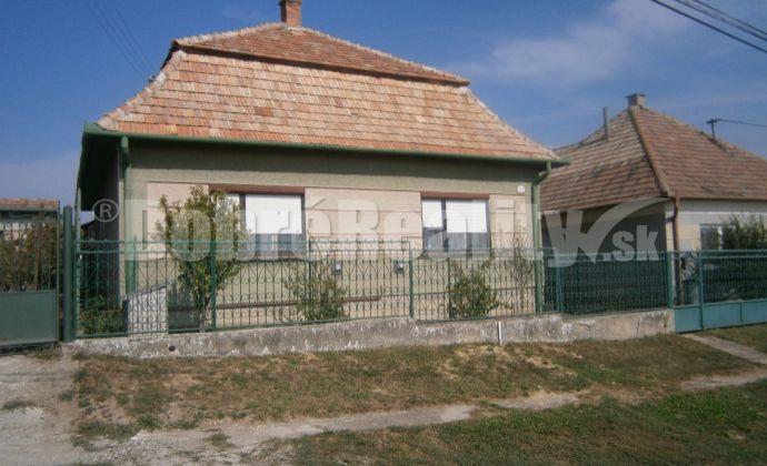 Excelentný rodinný dom v obci Kolta na predaj !