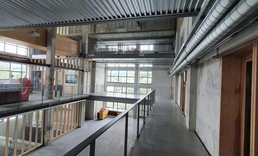 Exkluzívne kancelárie na prenájom v industriálnom projekte MLYNICA
