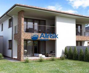 3-izbový byt so záhradkou, terasou a  garážou v Galante