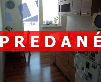 PREDANÉ 1 izbový byt 38 m2 Prievidza 70127