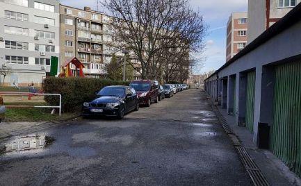 PRENÁJOM garáž  Šancová Nové Mesto BA EXPISREAL