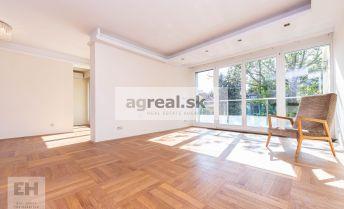 4-izbový byt s 2 balkónmi po rekonštrukcii, Mudroňova ulica, 2-garáž