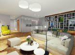Hrubá Borša/na golfe: dvojizbové byty typu RD