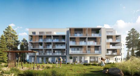 Novostavba 3 izbového bytu - REZIDENCIA K ŽELEZNEJ STUDIENKE