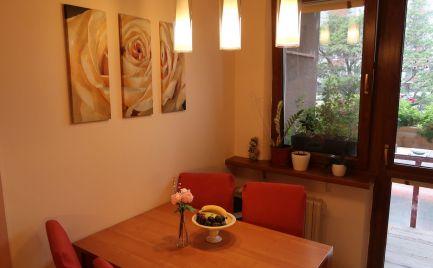 Ponúkame na predaj zrekonštruovaný 3-izbový byt na ulici Mierová, Bratislava II.- Ružinov, Prievoz