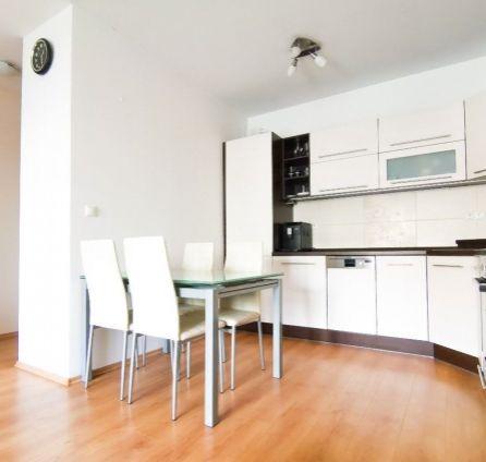 2 izb. byt, balkón, novostavba, Ružinov, ul. Hraničná