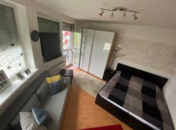 Veľký zariadený 1-izbový byt