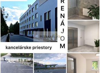 Prenájom kancelársky priestorov v Nitre na Chrenovej v novostavbe s parkovaním