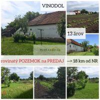 Pre rodinné domy, Vinodol, 1300 m², Pôvodný stav