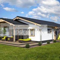 Rodinný dom, Lehota, 91 m², Novostavba