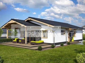 Predaj 4.izb novostavby - bungalov v Lehote pri Nitre
