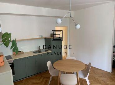 Prenájom útulný 3-izbový byt v Bratislave-Novom meste,Vajnorská ulica.
