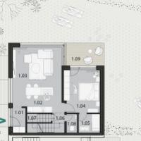 4 izbový byt, Prešov, 110 m², Novostavba