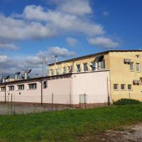 Priemyselný areál, Ilava, 2400 m², Pôvodný stav
