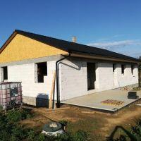 Rodinný dom, Skalka nad Váhom, 163 m², Novostavba