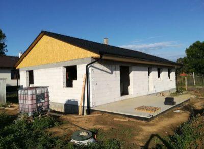 Na predaj novostavba rodinného domu v Skalke nad Váhom