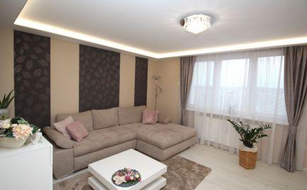 Luxusne prerobený 3.izbový byt na predaj