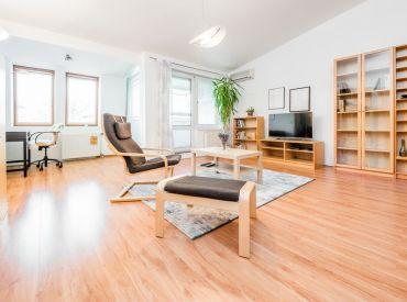 4i BYT– BA IV: 100m2 veľkometrážny, luxusný strešný byt s KLIMATIZÁCIOU a LOGGIOU.