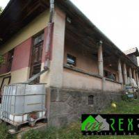 Bývalá poľnohosp. usadlosť, Čekovce, 61477 m², Pôvodný stav