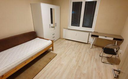 PRENÁJOM 1 izba TRENČIANSKA v blízkosti Rozadol Ružinov BA EXPISREAL
