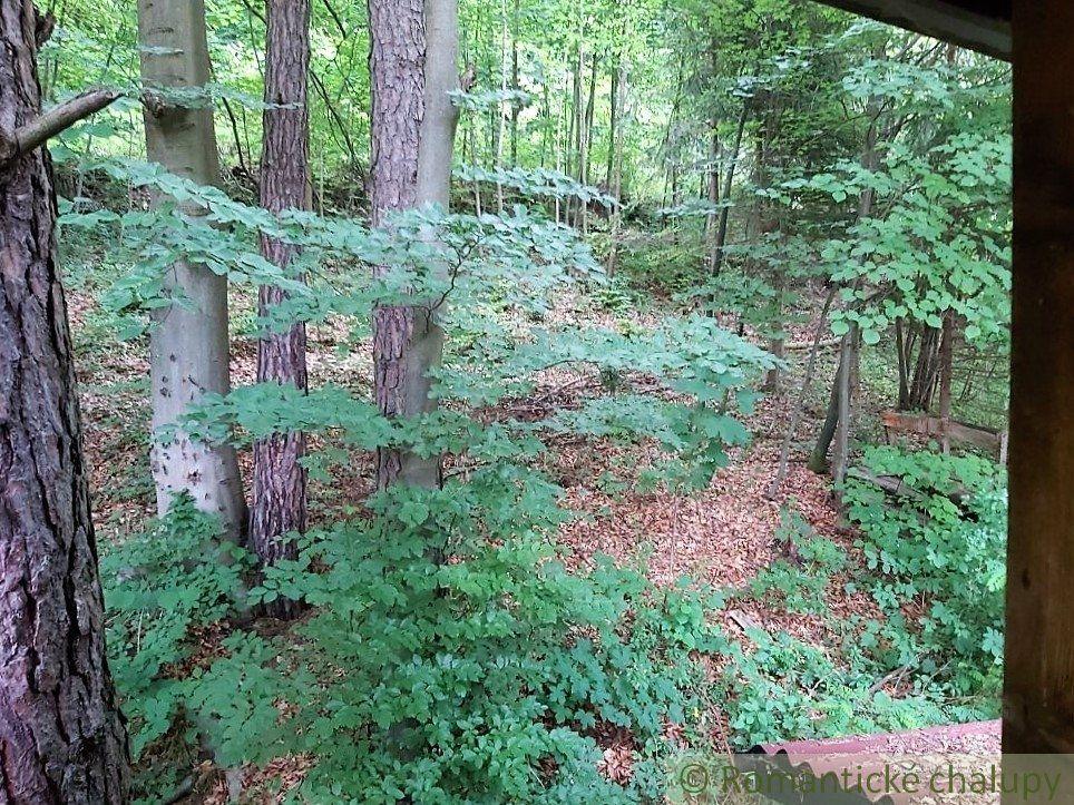 Rekreačná chata pod lesom v obľúbenej lokalite Súľovských skál