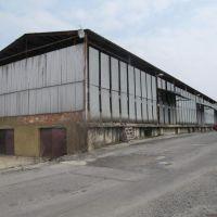 Sklad, Lieskovec, 1600 m², Pôvodný stav