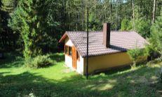 Rekreačná chata v krásnom prostredí na predaj
