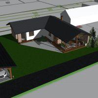 Rodinný dom, Závadka nad Hronom, 100 m², Novostavba