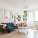 Na predaj veľmi pekný 2 izbový byt na Púpavovej ulici v Karlovej Vsi