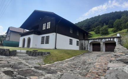 Rodinný dom Osrblie bývanie aj investícia