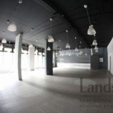 Lukratívny obchodný priestor v projekte Perla Ružinova s výkladom do ul. Mierová 224,81 m2