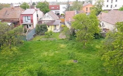 PREDAJ 8a investičný pozemok na výstavbu RD domu- dvojdomu Podunajske Biskupice EXPISREAL