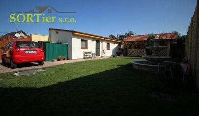 SORTier s.r.o. vám ponúka na predaj 2 izbový rodinný dom po celkovej rekonštrukcii v obci Kostolište