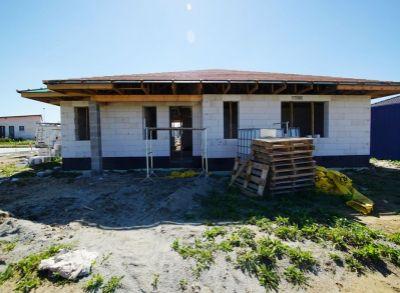 Priestranný 4 izbový bungalov na rovinatom pozemku 616 m2, Diaková, okres Martin