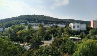 Predaj 1. izb. byt 30,41m2 sloggiou7,32m2 a pivnicou 1m2 na ulici Ľuda Zúbka, BA IV., Dúbravka.