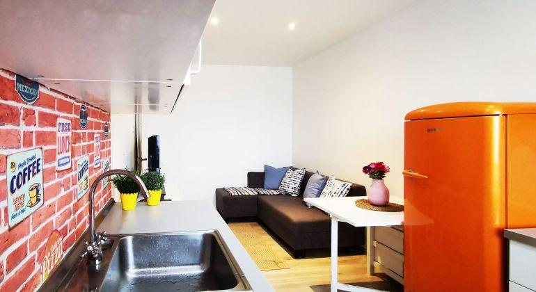 2 izbový byt ul. Osuského, Bratislava V - Zrkadlový háj VIDEOPREHLIADKA