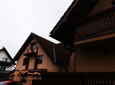 NOVOSTAVBA - Rodinný dom s ubytovaním.