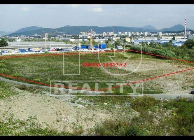 priemyselný pozemok - Žilina - Fotografia 1