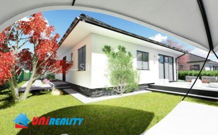 DEŽERICE – 4 novostavby rodinných domov / pozemky od 700 m2 / okres Bánovce nad Bebravou