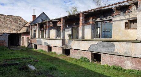 Predaj starého domu vo Zvolene