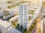 PRENÁJOM:  Priestranný 3i byt - 82 m2, lodžia, podzemný parking, uzavretý zelený dvor, domová recepcia atď.
