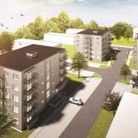 2 izbový byt, Kúty, 63 m², Novostavba
