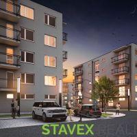 1 izbový byt, Kúty, 36 m², Novostavba