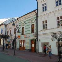 Kancelárie, Banská Bystrica, 38 m², Kompletná rekonštrukcia