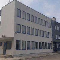 Administratívna budova, Šaľa, 870 m², Čiastočná rekonštrukcia