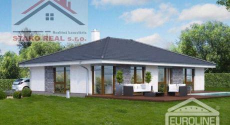 Predaj, budúca novostavba domu, Kopčany