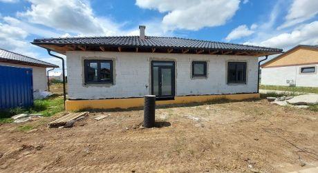 Budúca novostavba domu, Dojč
