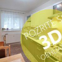 2 izbový byt, Nové Mesto nad Váhom, 60 m², Kompletná rekonštrukcia